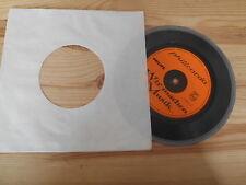 """7"""" Werbe Philicorda - Wir machen Musik ( - ) Schallfolie PHILIPS - disc only -"""