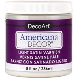 DecoArt Americana Decor Varnish - 8oz