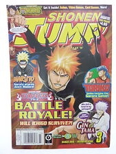Shonen Jump #87 March 2010 Vol 8 Issue 3 Naruto One Piece Ultimo Bleach Gin Tama