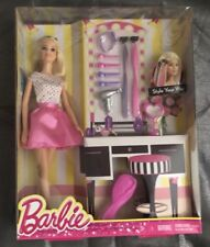 BRNAD NEW  Barbie Doll & Hair Accessories Style Your Way- Great Birthday Gift