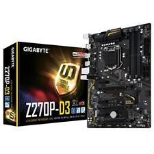 GIGABYTE Z270p-d3 Intel Socket 1151 Motherboard Pentium G4400 CPU