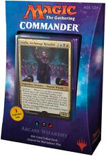 Commander 2017 Deck Arcane Wizardry (ENGLISH) FACTORY SEALED NEW MAGIC ABUGames