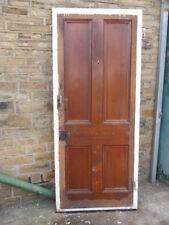 Wooden Victorian Antique Doors