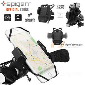 Genuine SPIGEN A251 Bike Mount Holder for Universal Bicycle Mobile Phone GPS