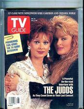 TV Guide Magazine November 30-December 6 1991 The Judds EX No ML 051517nonjhe