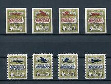 1932.ESPAÑA.BARCELONA EDIFIL NE9/NE16*.NUEVOS CON FIJASELLOS.(MH).CAT.96€