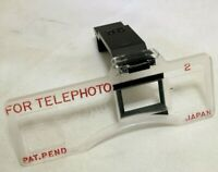 For Telephoto AUX Lens finder adapter