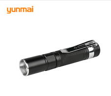 Portable Mini Penlight CREE Q5 2000LM LED Flashlight Torch Pocket Light Waterpro
