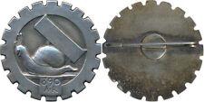 890 - 23° Compagnie Auto Routière, petite pastille ronde, ESCARGOT