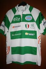Maglia Shirt Trikot Benetton Treviso Rugby Errea Italia Numero 10