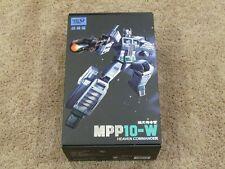 NEW Weijiang MPP10-W White Optimus Prime Ultra Magnus Transformers Masterpiece