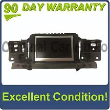 "2012 Ford Focus OEM Sync Radio Information 4.2"" Display Screen Non-Navigation"