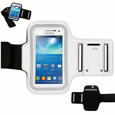 NEW SPORTS RUNNING JOGGING GYM ARM BAND CASES COVER POUCH FOR SAMSUNG GALAXY'S