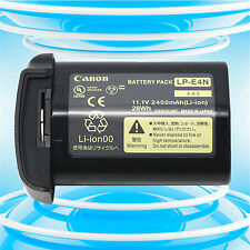 Genuine Original Canon LP-E4N Battery Pack for EOS-1D X, 1D Mark IV & Mark III