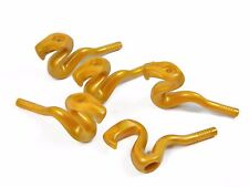 Lego Golden Snake x5 from Ninjago BRAND NEW animals gold