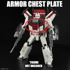 Transformers War for Cybertron Siege WFC JETFIRE Armor Chest Plate Part