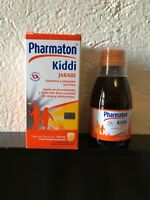 Pharmaton Kiddi - VItamins + Minerals for Kids Syrup100ml