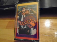 SEALED RARE OOP Flashback CASSETTE TAPE soundtrack JIMI HENDRIX Bob Dylan R.E.M.