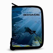 Best Divers Dive Log - disegno DIVER - 6 anelli