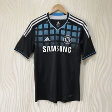CHELSEA LONDON 2011 2012 AWAY FOOTBALL SHIRT SOCCER JERSEY ADIDAS V13911