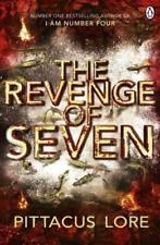 Revenge of Seven, The (UK IMPORT) BOOK NEW