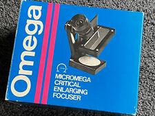 Omega Peak Micromega Critical Focuser Unused In Box!