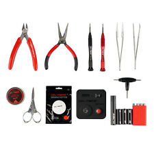 Coil Master V3 DIY Kit for DIY Coil Jig with Japanese Organic Cotton Tool kit HQ