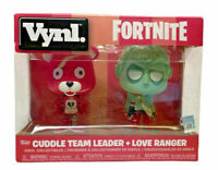 Funko Vynl: Fortnite - Cuddle Team Leader & Love Ranger Vinyl Collectibles - NIP