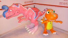 Dinosaur Train Interactive Talking Buddy T-rex And Rock & Roll King
