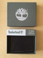 Timberland Bifold Wallets for Men with Photo Holder