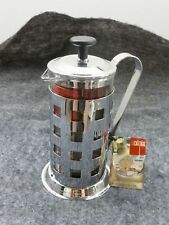 La Cafetiere 3-cup French Press Coffee Maker  'Rio Cafetiere' Stainless Steel
