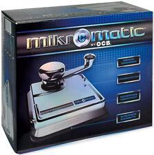 OCB MikrOmatic DUO MicrOmatic DUO Stopfer Stopfmaschine Zigarettenmaschine Mikro