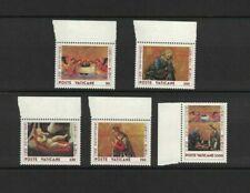 MROW108) Vatican City 1990 Christmas Stamps MUH