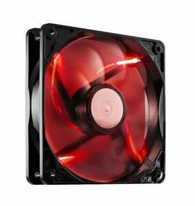 Cooler Master SickleFlow 120mm 2000rpm PC Case Cooler Fan with Red LED
