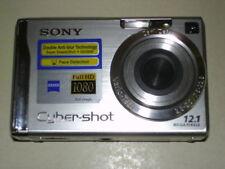 Very Nice SONY CyberShot DSC-W200 12MP Digital Camera