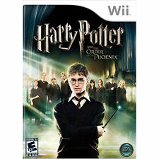 Harry Potter and the Order of the Phoenix (Nintendo Wii, 2007) - European...