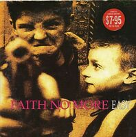 FAITH NO MORE-EASY-Aussie 3 TK CD IN CARD SLEEVE