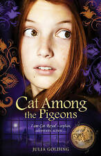 Cat Among the Pigeons (Cat Royal), Julia Golding, New Book
