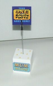 MUM IN A MILLION PHOTO CLIP STAND MOTHERS DAY GIFT