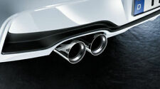 ORIGINAL BMW M Performance Endrohrblende Auspuffblende CHROM F20 F21 18302293739