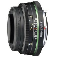 USED PENTAX Pentax P 21mm f/3.2 DA Lens Excellent FREESHIPPING