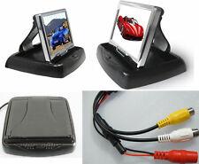 Monitor LCD a scomparsa,videocamera,retromarcia,sorveglianza,auto,automobile,12V
