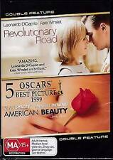 Revolutionary Road / American Beauty -  Sam Mendes    (SEALED DVD 2 MOVIES)