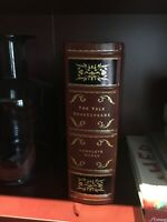 The Yale Shakespeare The Complete Works Luxury Book Hardcover Coffee Table Book