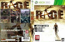 Rage Anarchy Edition XBOX 360 NEW & SEALED PAL
