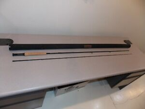 G-Loomis GL3 Model FR-1086 9-Foot 2-Piece 6-Weight Fly Rod w/Case Mint Condition