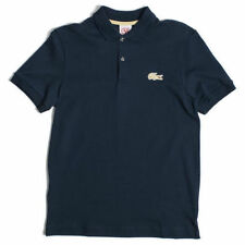 Lacoste Cotton Short Sleeve Stretch T-Shirts for Men