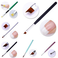 Nails French Brush UV Gel Nail Painting Drawing Pen Nail Art Manicure Tools DIY