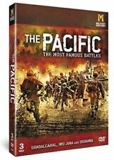 The Pacific The Most Famous Battles DVD New Military Documentary History WAR