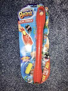 Mighty Beanz Flip Track & Trick Piece Seesaw Speed Bump Exclusive Bean Belt Clip